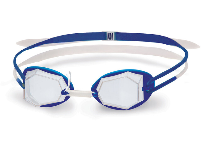 Head Diamond Standard Goggles White - Blue - Clear